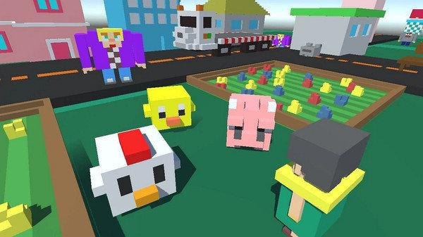 像素小镇欢乐世界游戏下载-像素小镇欢乐世界游戏最新版下载