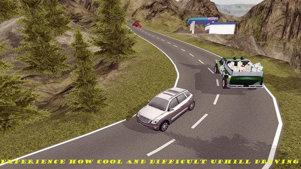 越野卡车模拟驾驶