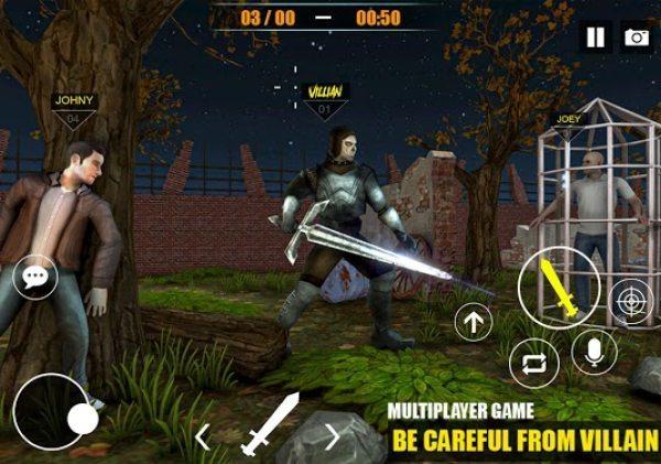 逃脱猎人在线生存中文版下载-逃脱猎人在线生存最新中文版手游下载