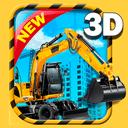挖掘机模拟驾驶