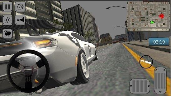 警察追击汽车驾驶模拟器手游下载-警察追击汽车驾驶模拟器安卓版下载