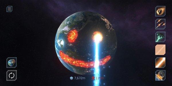 星球破坏模拟器最新版汉化版下载-星球破坏模拟器最新版中文版下载