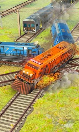 火车危机大都市