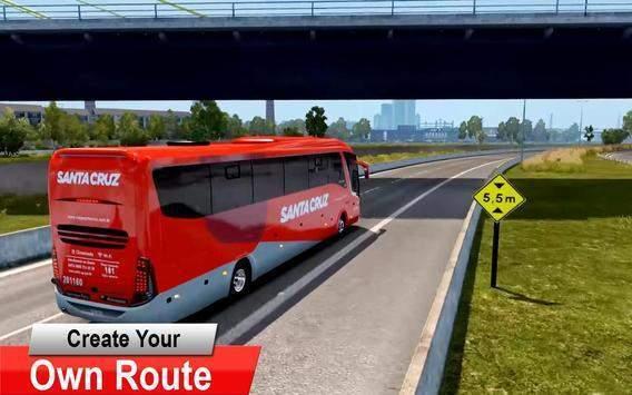 城市巴士驾驶模拟器3D中文版下载-城市巴士驾驶模拟器3D最新汉化版下载