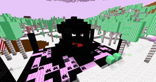 我的世界糖果大陆游戏截图