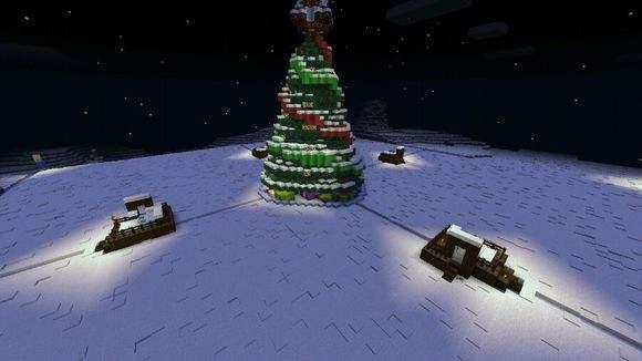 我的世界圣诞精神