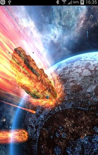 5D陨石重力感应动态壁纸下载-5D陨石重力感应动态壁纸高清最新版下载