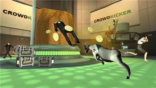 模拟山羊太空废物版下载-模拟山羊太空废物版解锁所有山羊下载