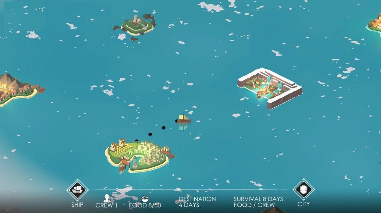 篝火2神秘海域