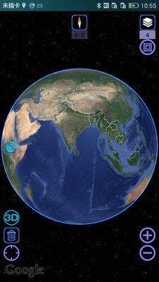 奥维卫星地图高清村庄地图