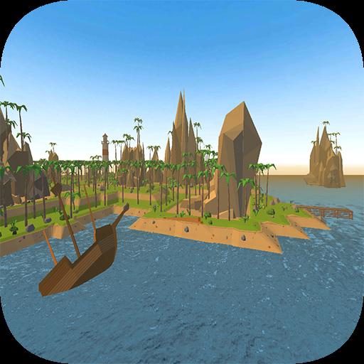 海島生存模擬器