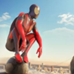 不可思议的蜘蛛英雄破解版