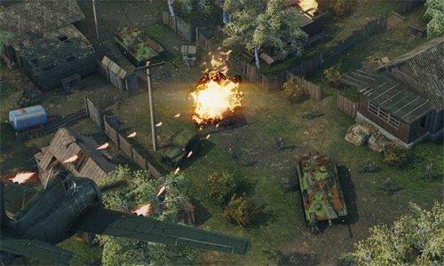 战争幽灵二战射击游戏下载-战争幽灵二战射击手机版下载
