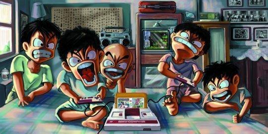 童年回忆最好玩的经典游戏