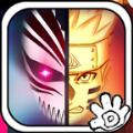 死神vs火影下载游戏3000人物版