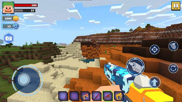我的射击世界游戏下载-我的射击世界最新版下载