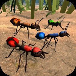 蚂蚁荒野生存模拟