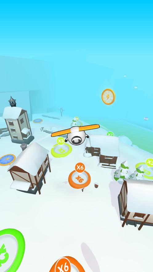 超能滑翔机3D游戏下载-超能滑翔机3D下载安装