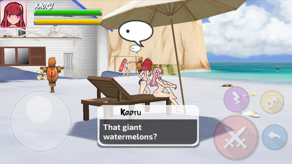 高校忍者少女格斗游戏下载-高校忍者少女格斗汉化版下载