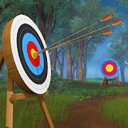 射箭目标丛林射击2020