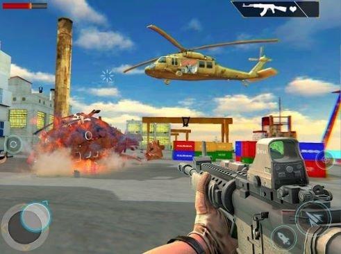 合力狙击空军射击下载-合力狙击空军射击手机版下载