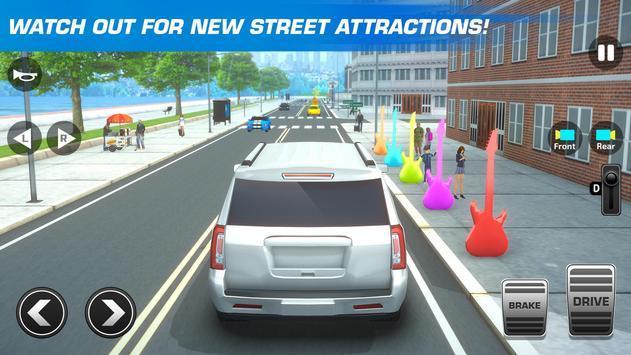 超級高校駕駛模擬器3D