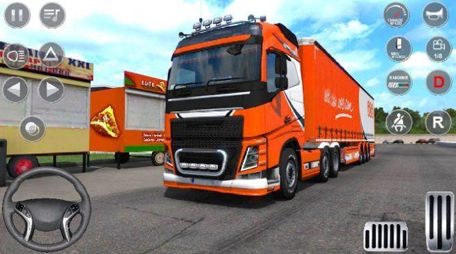 欧洲货运卡车模拟器