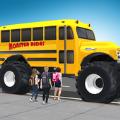 超级高校驾驶模拟器3D