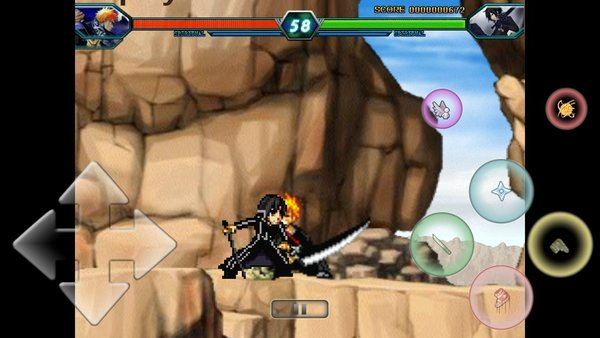 死神vs火影6.6满人物破解版手机版游戏下载-死神vs火影6.6满人物破解版最新版游戏下载