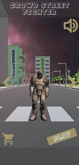 人群街头霸王游戏下载-人群街头霸王安卓版下载