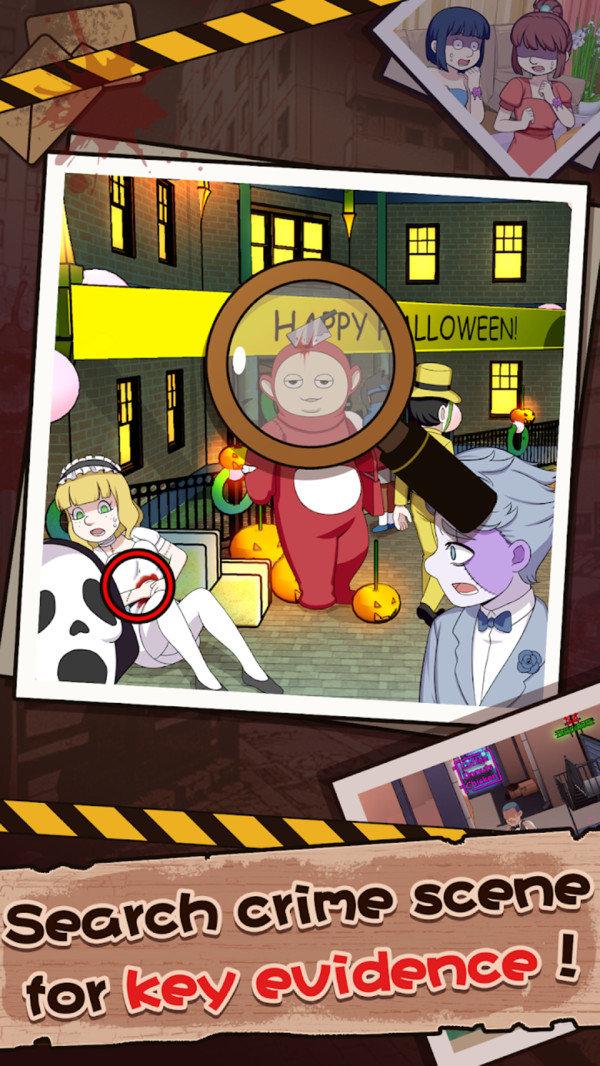 謎案事件薄游戲下載-謎案事件薄安卓版下載