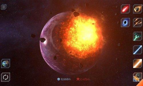 星球爆炸模拟器合集