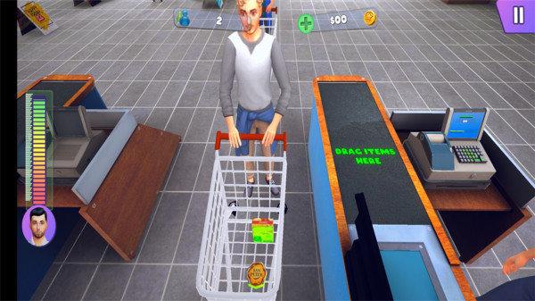超市打工人游戏下载-超市打工人手机版游戏下载