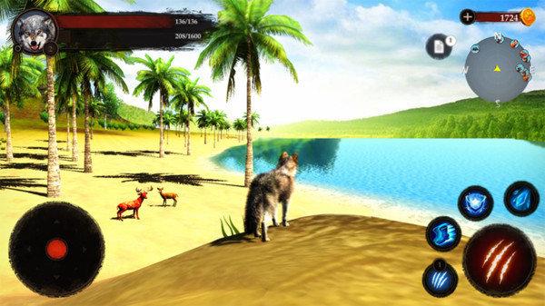 孤狼模拟器