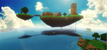 开放世界模拟建造类游戏