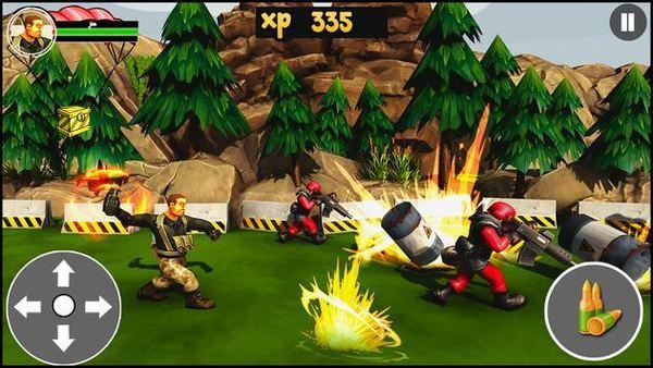 高级枪兵游戏下载-高级枪兵手机版下载