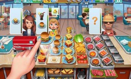 烹饪达人破解版2020最新版下载-烹饪达人破解版无限金币钻石下载