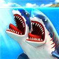 双头鲨无限金币钻石版