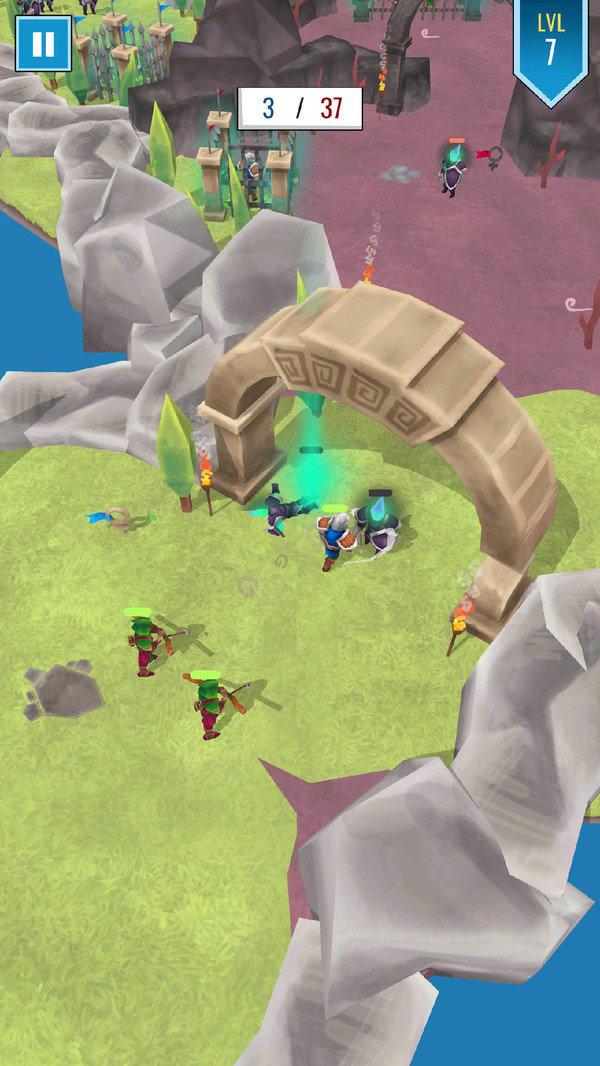 简单的战斗3D游戏下载-简单的战斗3D手机版下载