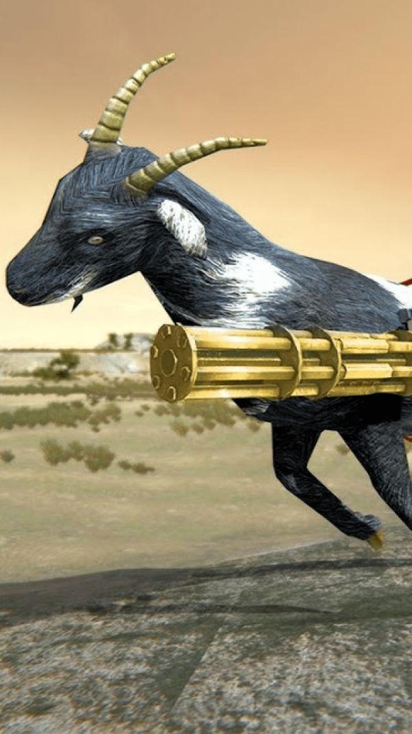 機械山羊模擬器游戲下載-機械山羊模擬器安卓版下載