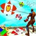 超级英雄风筝节