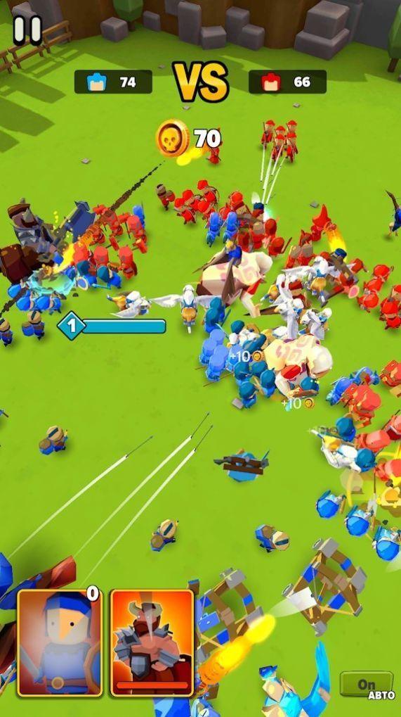 军团冲突征服世界