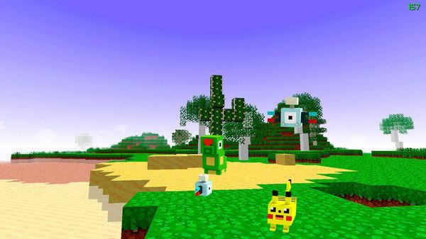 沙盒世界寶可夢游戲下載-沙盒世界寶可夢手機版下載