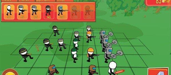 火柴人全面戰爭模擬器破解版無限金幣-火柴人全面戰爭模擬器破解版最新