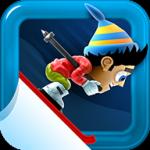滑雪大冒险无限金币免费版