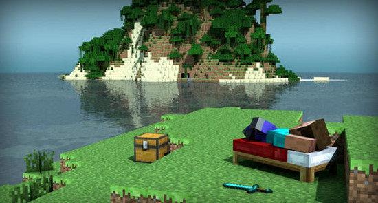 沙盒探索类游戏
