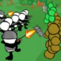 火柴人全面戰爭模擬器破解版