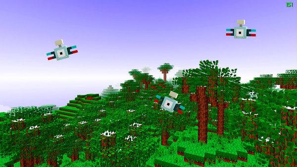 沙盒世界寶可夢