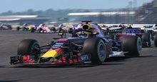 F1赛车游戏