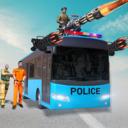 美国警察巴士射手